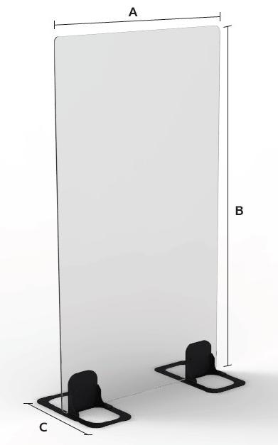 Panel divisor COVID-19